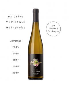 Sylvaner vertikale Weinprobe